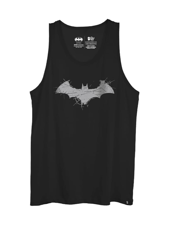 Batman Tank Top Sleeveless Muscle T Shirt New NWT