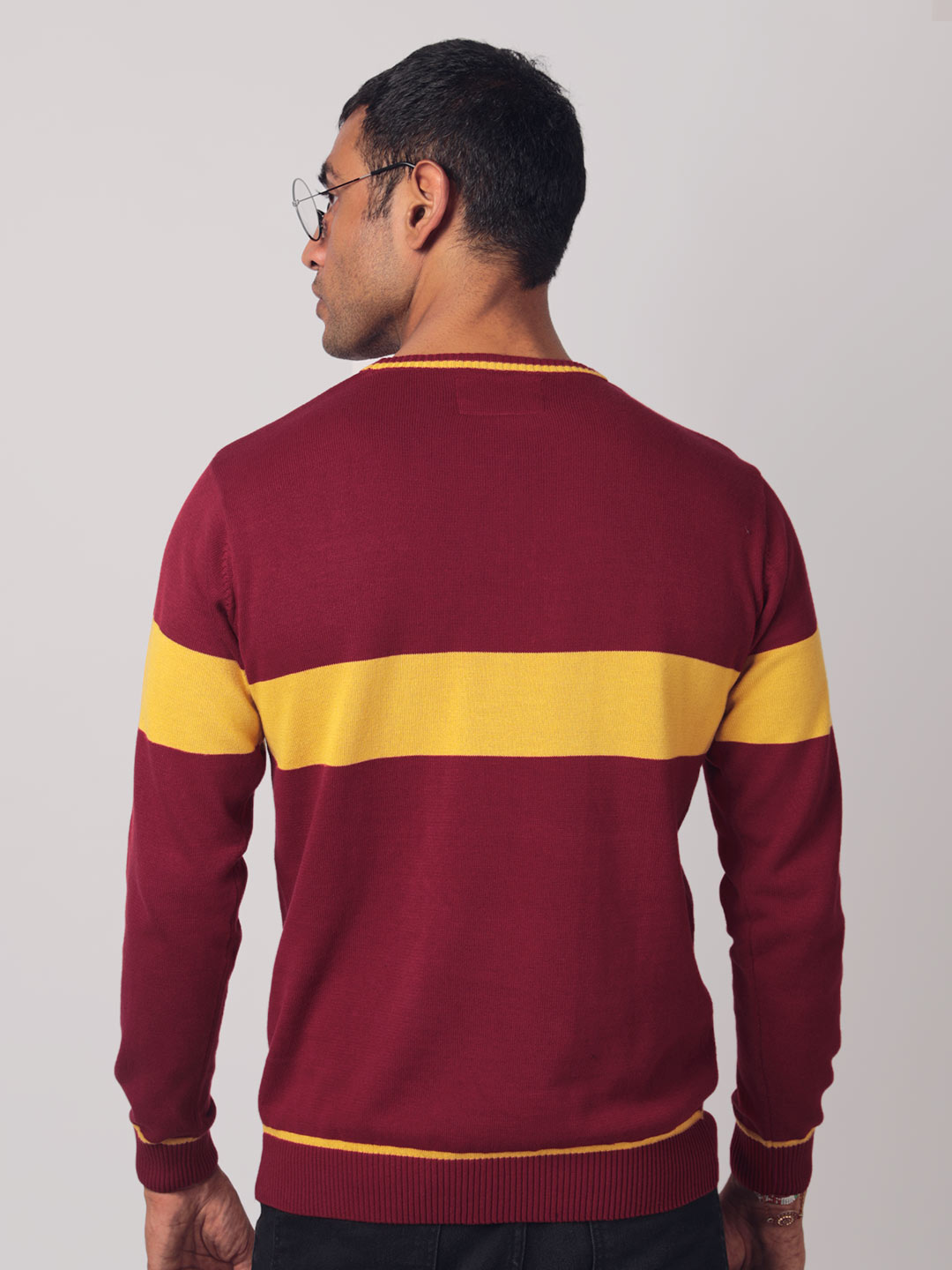Buy Harry Potter: Gryffindor Sigil Knitted Sweaters ...